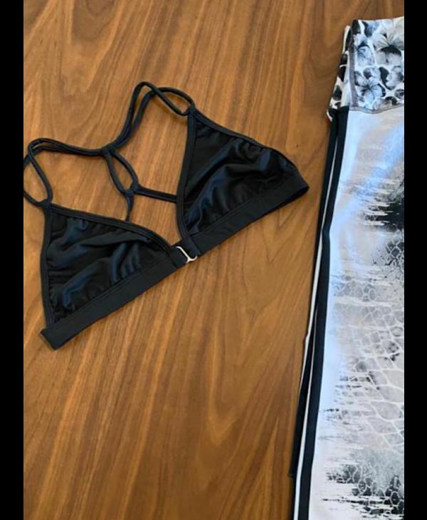 Bikini Sports Bra Top