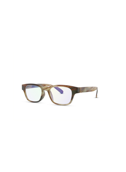Taupe Anti Blue Ray Polycarbonate Readers