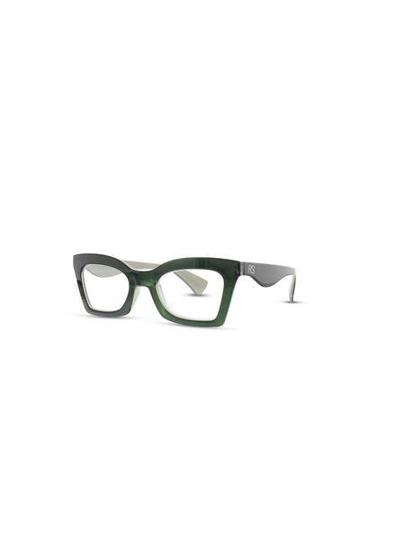 Green Polycarbonate Readers