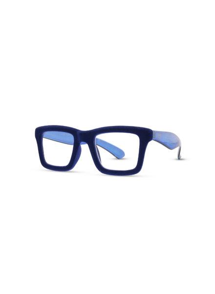 Blue Velvet Polycarbonate Readers