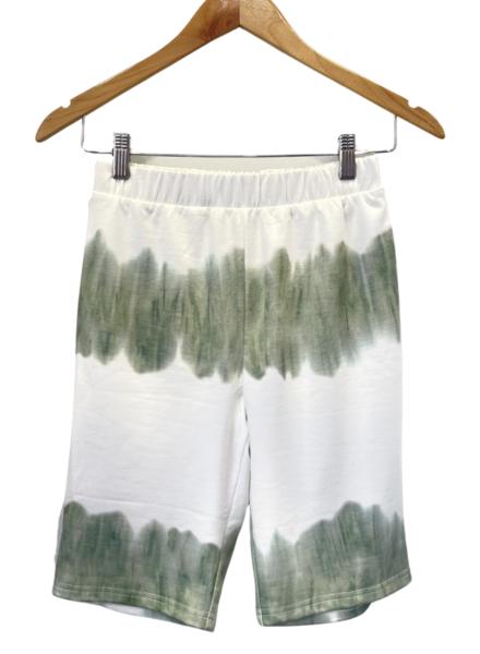 Tie Dye Biker Shorts