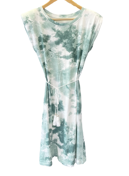 Tie Dye Muscle Top Dress
