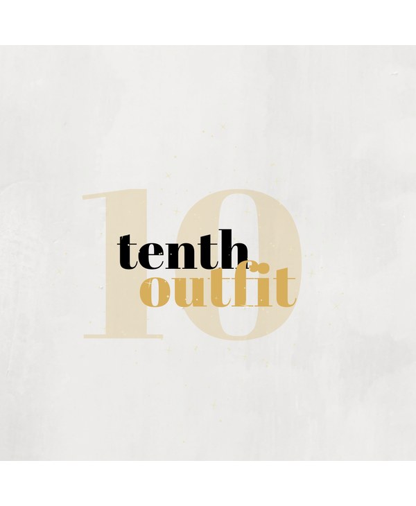 """10th Outfit   """"Versatility"""""""