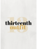 """13th Outfit 