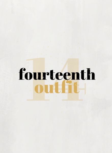 "14th Outfit | ""Mother & Daughter Shopping Experience"""