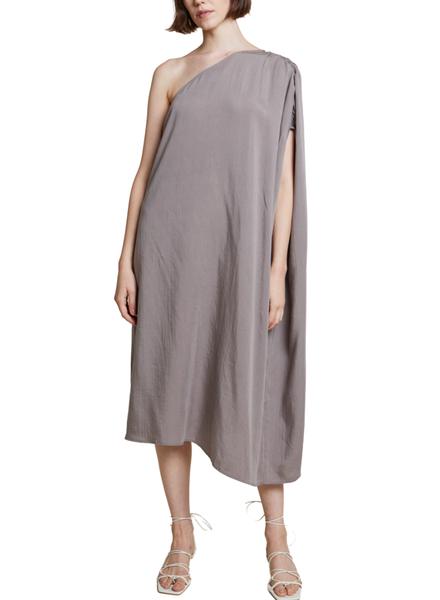 One Shoulder Oversized Dress