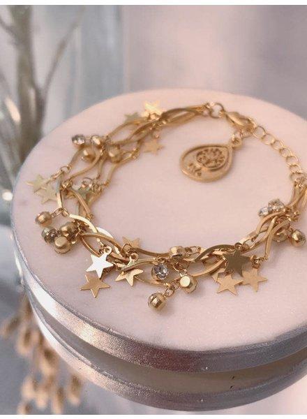 Little Star Shine Bracelet