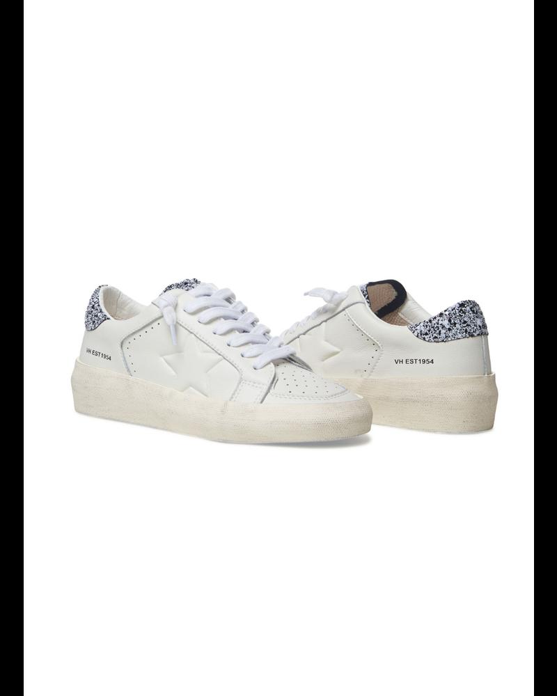 Reflex 4 White And Glitter Sneakers