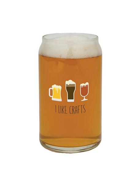 Beer Glass - I Like Crafts
