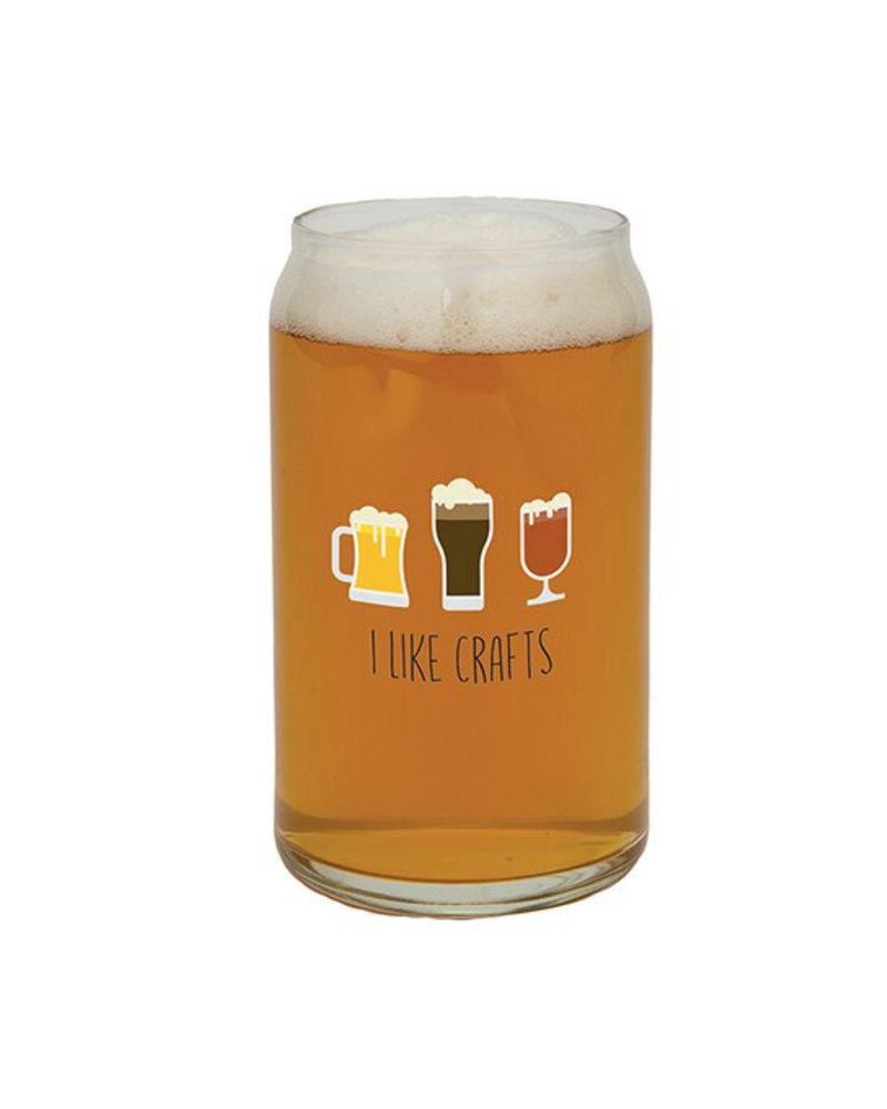 Beer Glass - I Like Crafts