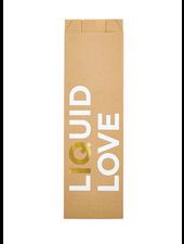 Liquid Love | Paper Wine Bags