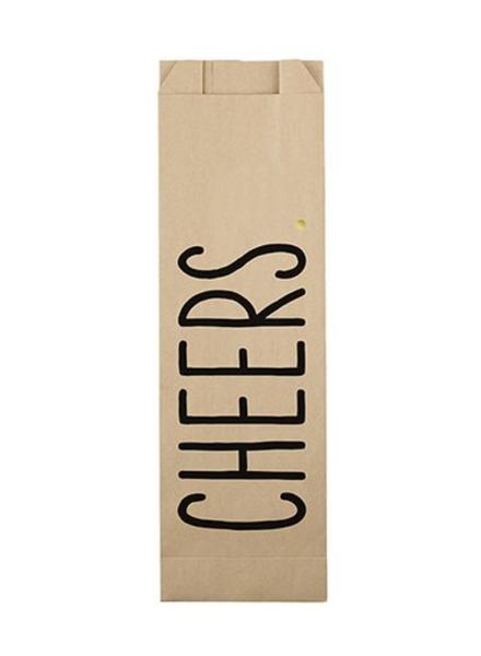 Cheers | Paper Wine Bags