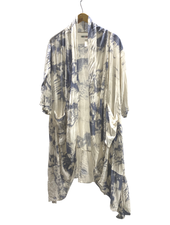 Tie Dye Kimono Top - One Size