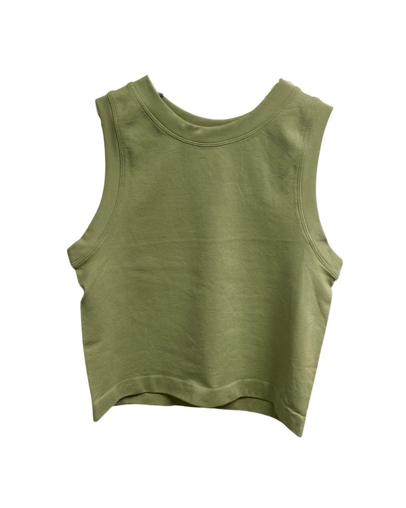 Basic Crop Top - One Size