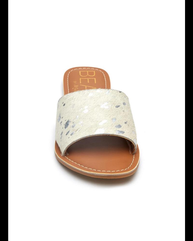 Leather Slide-On Sandal