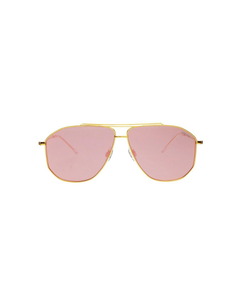 Barry Sunglasses-Pink/Gold