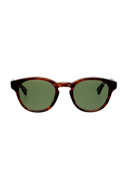 Clark Polarized Sunglasses-Brown