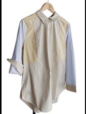 Multi Color Stripe Long Shirt