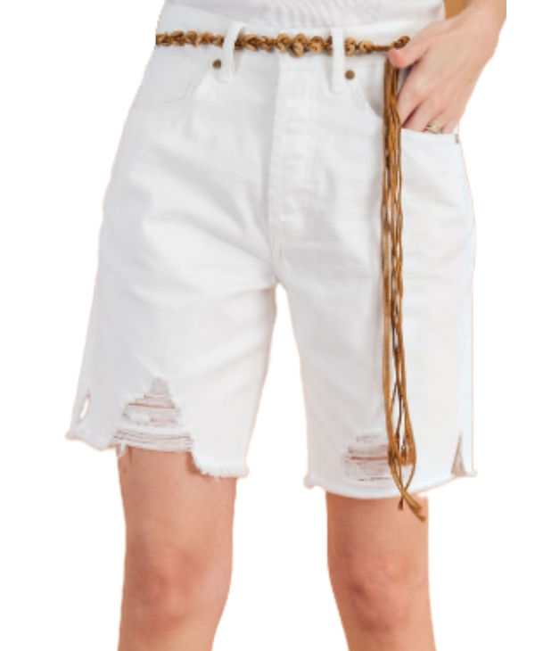 Bermuda Denim Short