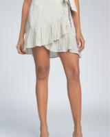 Skirt Wrap W/Ruffles