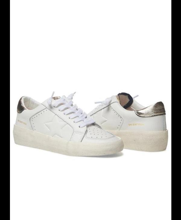 Reflex 3 Sneakers White/Gold