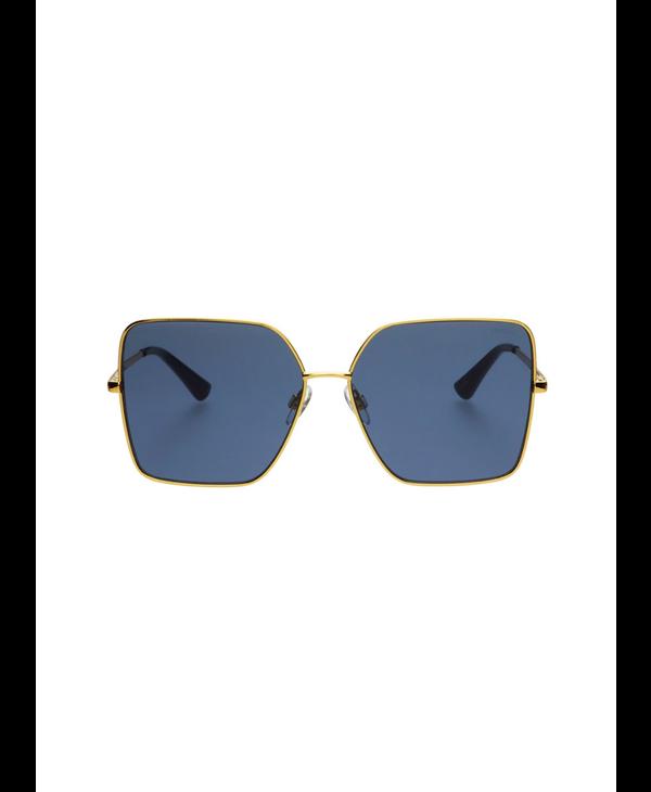 Dream Girl Sunglasses - Gold/Gray
