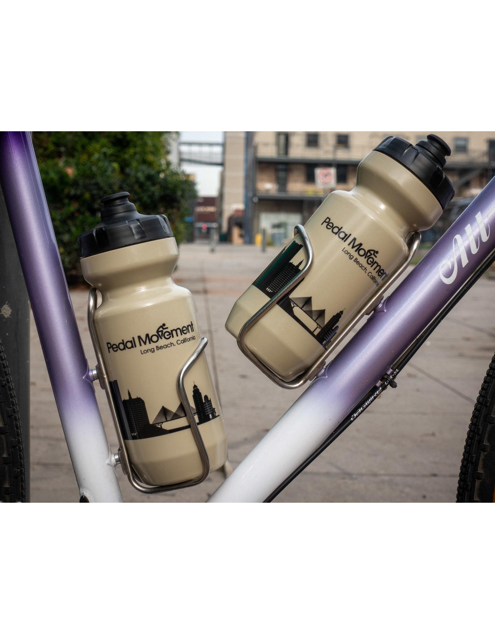 Pedal Movement Pedal Movement 22oz LB Skyline Purist Bottle