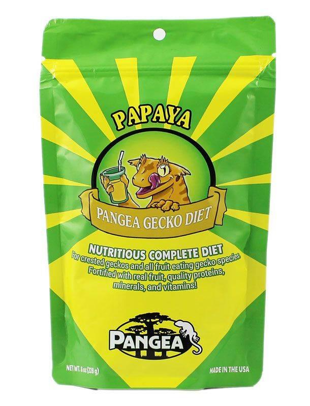 Pangea Pangea Gecko Diet - Banana & Papaya Gecko Food