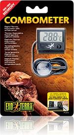 Exo Terra Exo Terra Digital Combination Thermometer/Hygrometer