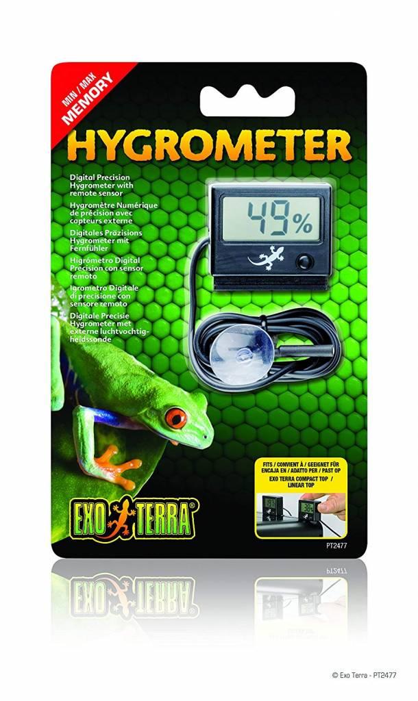 Exo Terra Exo Terra Digital Hygrometer