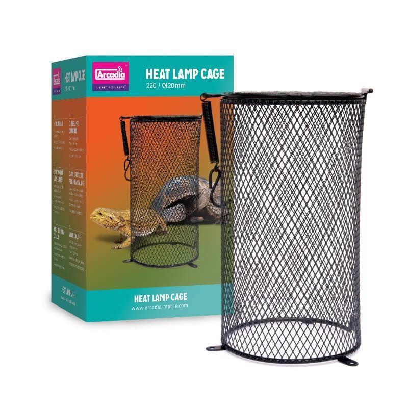 Arcadia Arcadia Heat Lamp Safety Cage