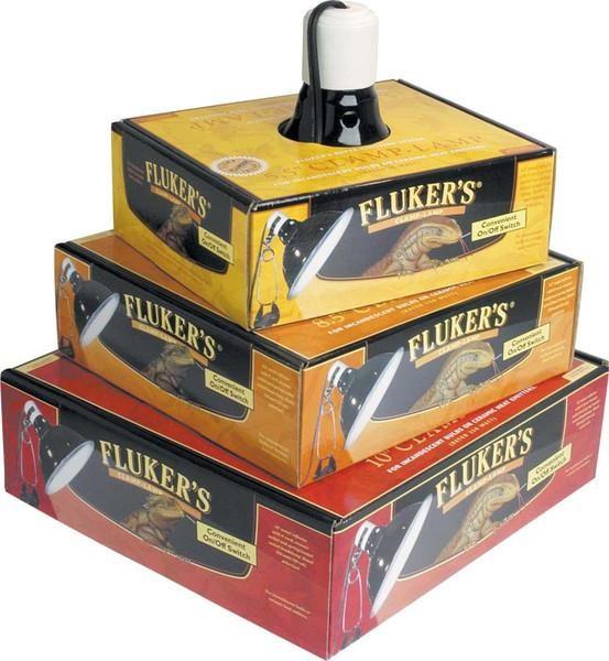 Fluker's Fluker's Clamp Lamp