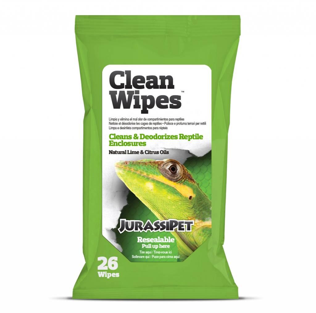 JURASSIPET JurassiPet Clean Wipes (26 Wipes)