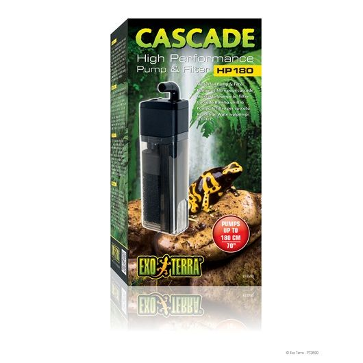 Exo Terra Exo Terra Cascade Pump & Filter HP180