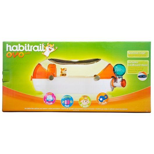 Habitrail Habitrail Ovo Loft Hamster Cage