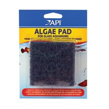 API Products API Algae Pad for Glass Aquariums