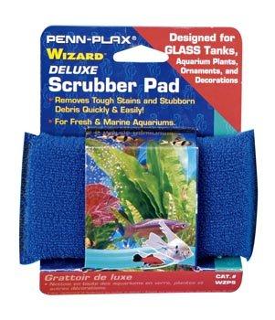 Penn-Plax Penn-Plax Wizard Deluxe Scrubber Pad