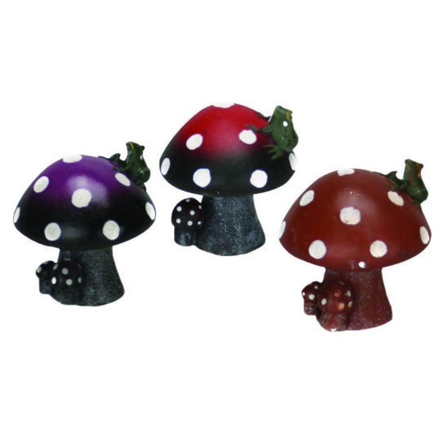 "Aqua-Fit Aqua-Fit Mushroom 2x1x1.5"""