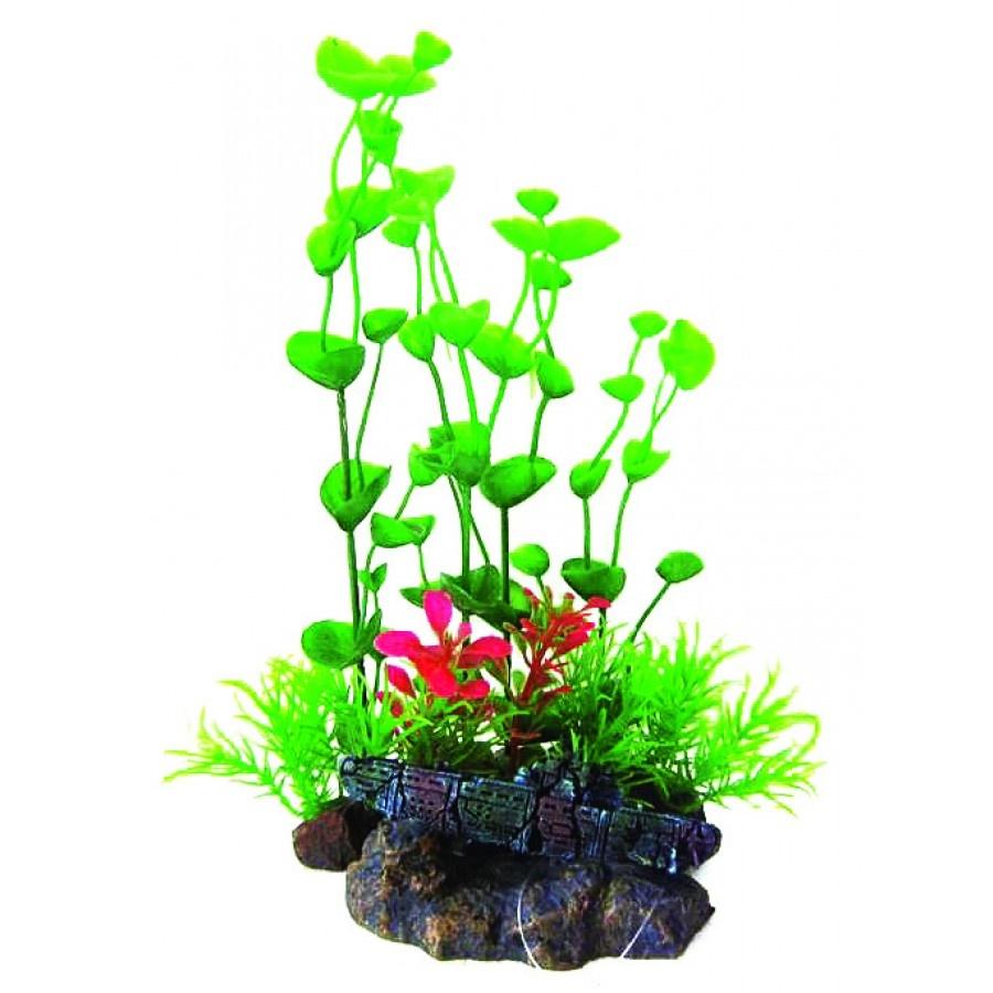 Aqua-Fit Aqua-Fit Submarine with Plant