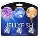 Aquatop AquaTop Silicone Jellyfish Decor Small (3-Pack)