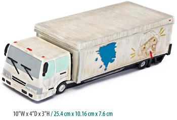Penn-Plax Penn-Plax Urban Hideaway Large Truck