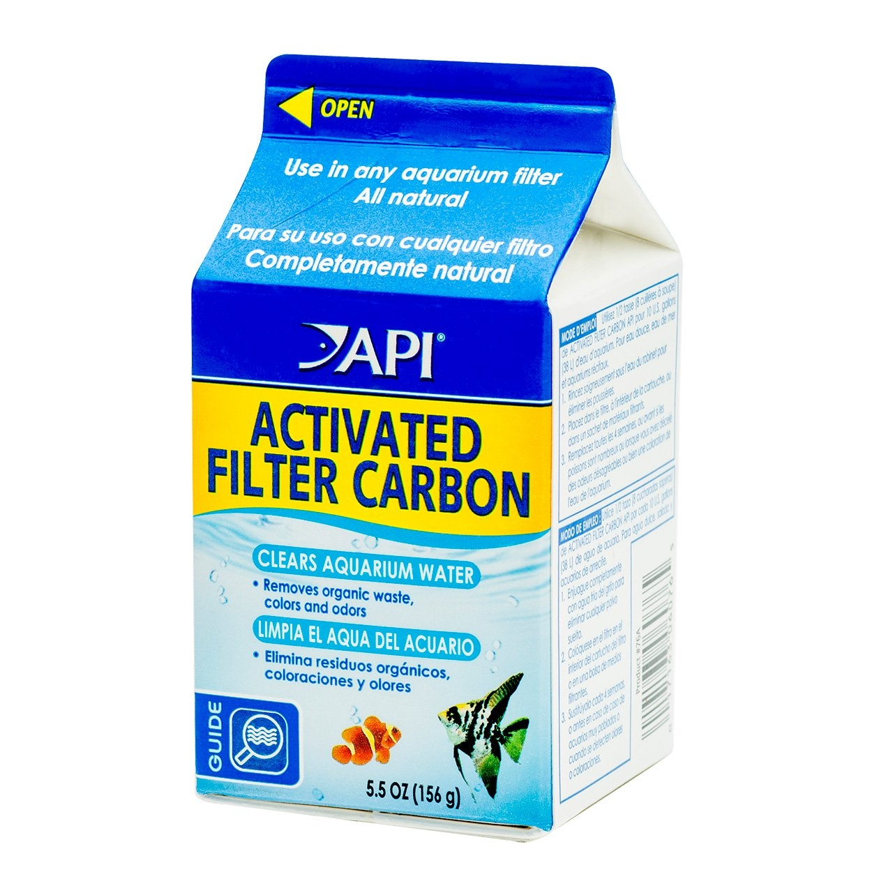 API Products API Activated Filter Carbon