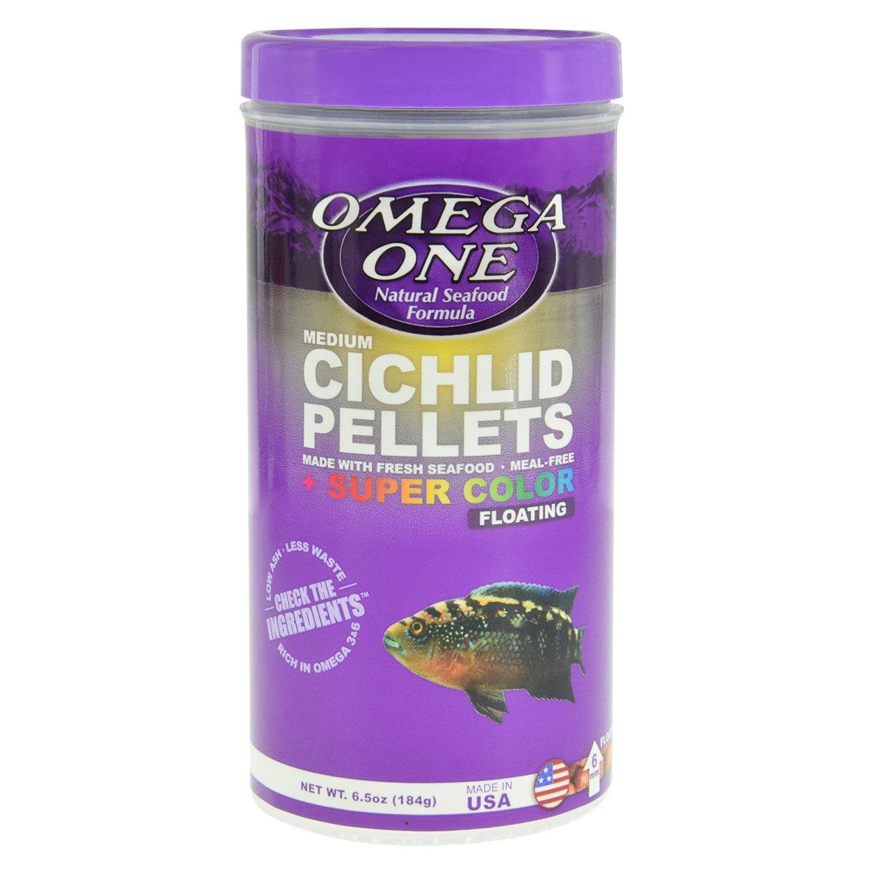 Omega One Omega One Medium Cichlid Pellets