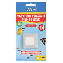 API Products API Vacation Pyramid Fish Feeder 14 Days