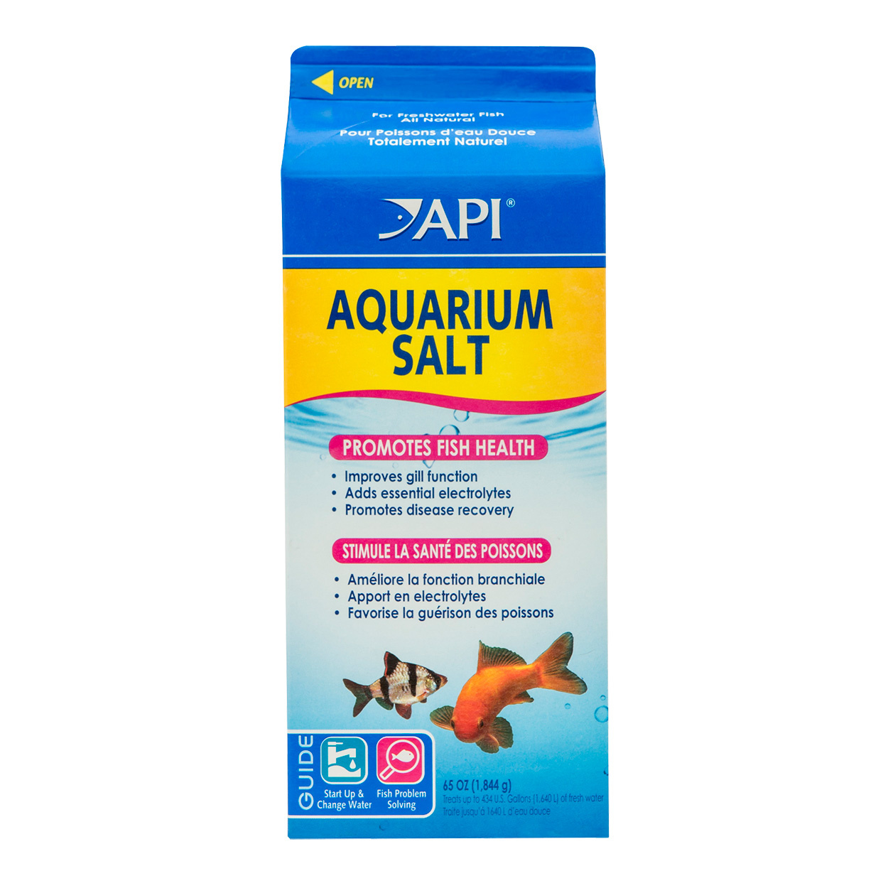 API Products API Aquarium Salt