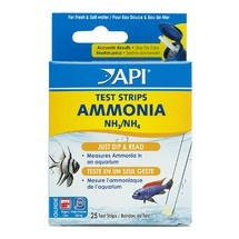 API Products API Ammonia Test Strips (25-Pack)