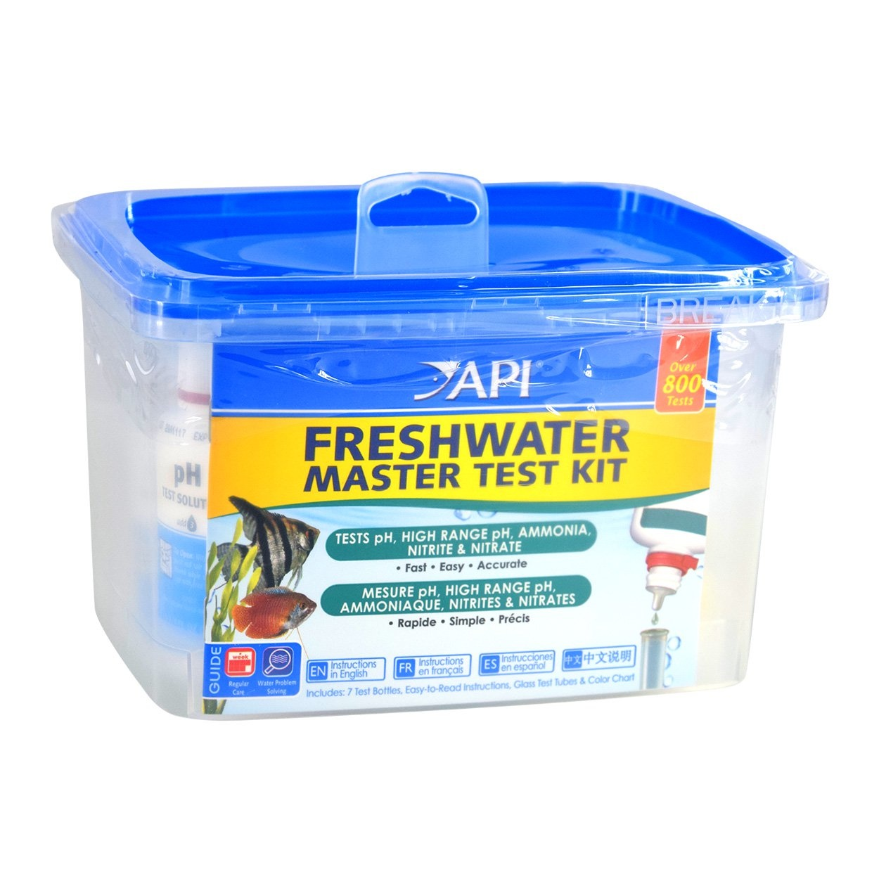 API Products API Freshwater Master Test Kit