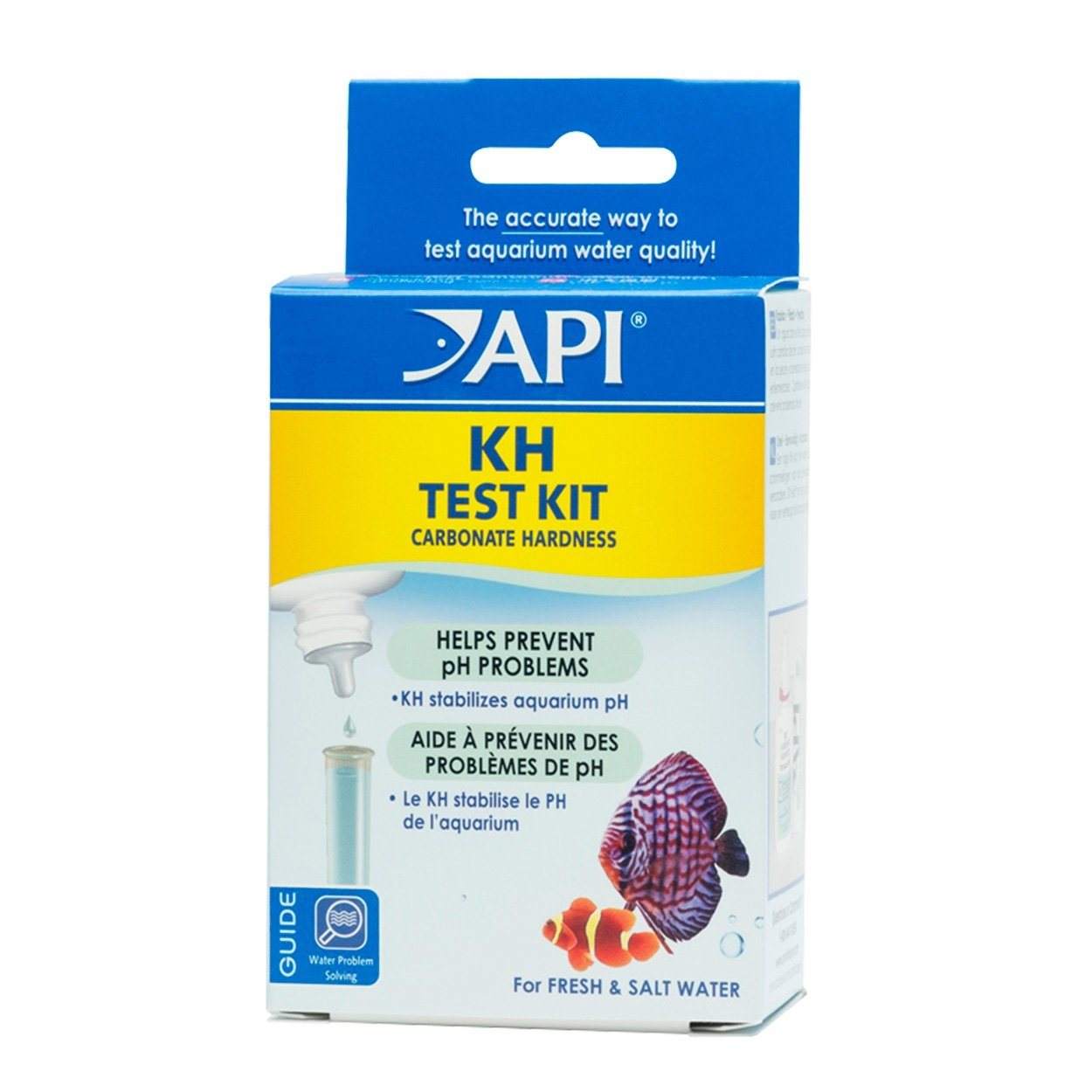 API Products API KH Carbonate Liquid Test Kit