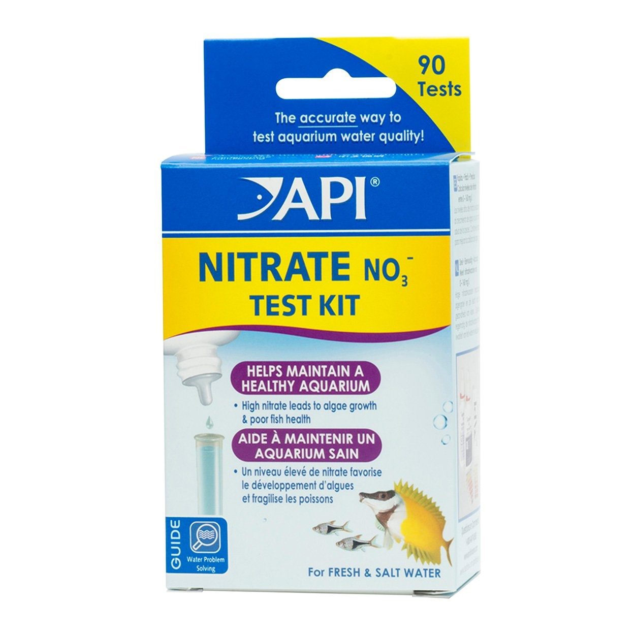 API Products API Nitrate NO3 Liquid Test Kit