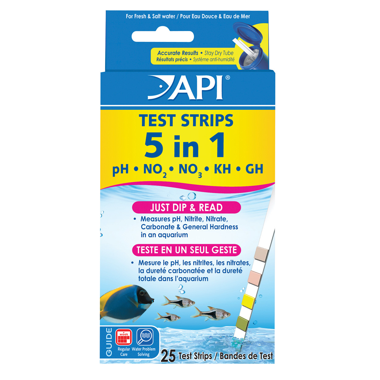 API Products API Test Strips 25 Pack